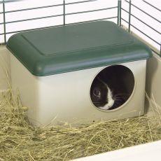 Domek dla gryzoni TIDRA 2, 26 x 19 x 17 cm