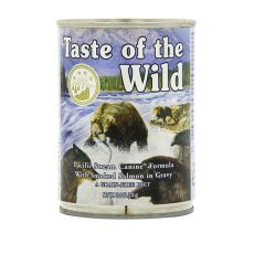 TASTE OF THE WILD Pacific Stream Canine - konserwa, 390g