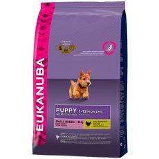 EUKANUBA PUPPY & JUNIOR Small Breed - 7,5 kg