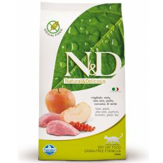 Farmina N&D cat GF ADULT Boar & Apple 1,5 kg