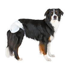 Pieluchy dla psów - 12 sztuk, wielkość M