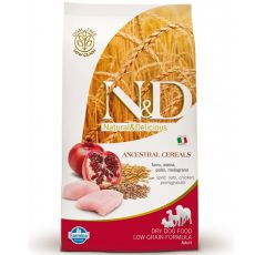 Farmina N&D dog LG ADULT Chicken & Pomegranate 2,5 kg