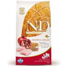 Farmina N&D dog LG ADULT MINI Chicken & Pomegranate 0,8 kg