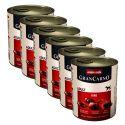 Konserwa GranCarno Fleisch Adult wołowa - 6x800 g