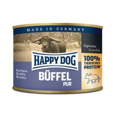 Happy Dog Pur - Büffel 200g / mięso bawole