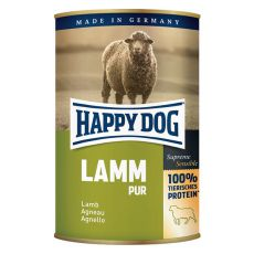 Happy Dog Pur - Lamm 400g / jagnięcina