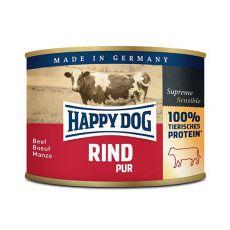 Happy Dog Pur - Rind 200g / wołowina
