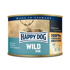 Happy Dog Pur - Wild 200g / dziczyzna