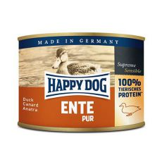 Happy Dog Pur - Ente 200g / kaczka