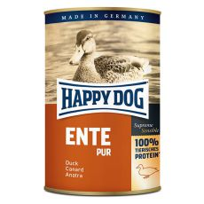Happy Dog Pur - Ente 400g / kaczka