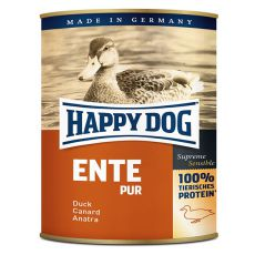 Happy Dog Pur - Ente 800g / kaczka