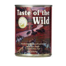 TASTE OF THE WILD Southwest Canyon Canine - konserwa, 390g