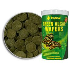 Pokarm TROPICAL Green Algae Wafers 250 ml/113 g