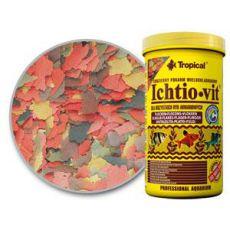 Wieloskładnikowy pokarm TROPICAL Ichtio-vit 250ml/50g