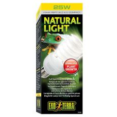 EXOTERRA NATURAL LIGHT 25W