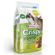 Crispy Muesli Rabbits 2,75kg - karma dla królików