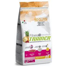 Trainer Fitness3 Junior MEDIUM MAXI - kaczka z ryżem 12,5 kg