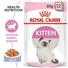Royal Canin KITTEN Instinctive in Jelly 85 g - w galarecie