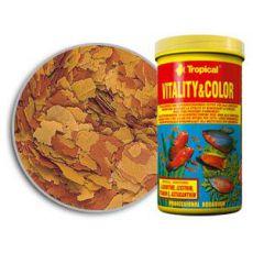 Pokarm TROPICAL Vitality colour 100ml/20g