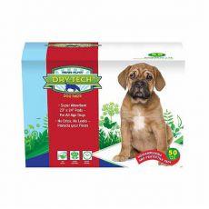 Higieniczne podkładki dla psów DRY TECH - 59x61cm, 50 sztuk