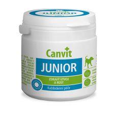 Canvit junior - tabletki wspierające rozwój i wzrost szczeniąt, 100g