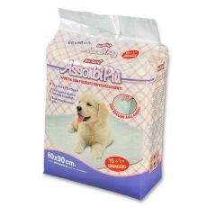 Higieniczna podkładka dla psów - 60 x 90 cm, 10+1 DARMOWA