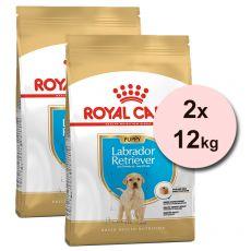 ROYAL CANIN LABRADOR RETRIEVER PUPPY 2 x 12 kg
