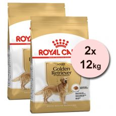 ROYAL CANIN GOLDEN RETRIEVER 2 x 12 kg