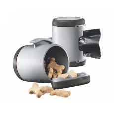 Flexi Vario Multi Box pojemnik, ciemno szary + woreczki na odpady