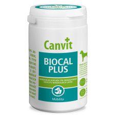 Canvit Biocal Plus - tabletki z wapniem dla psów, 230g