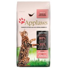 Applaws Cat Adult Chicken & Salmon 7,5kg