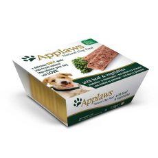 Applaws Paté Dog - pasztet dla psów z wołowiną i warzywami, 150g