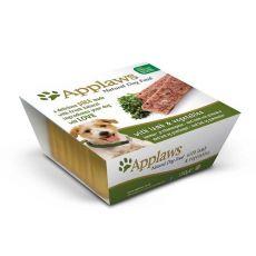 Applaws Paté Dog - pasztet dla psów z jagnięciną i warzywami, 150g