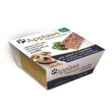 Applaws Paté Dog - pasztet dla psów z łososiem i warzywami, 150g