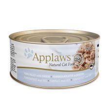 Applaws Cat – konserwa dla kotów z tuńczykiem i serem, 70g