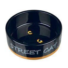 Ceramiczna miska dla kota Street Cat - 0,3 l