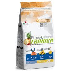 Trainer Fitnes3 Adult MINI – ryb z kukurydzą 2kg