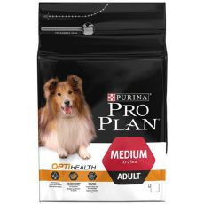 Purina PRO PLAN ADULT Medium - 3kg