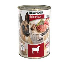 Konserwa New BEWI DOG – jagnięcina, 400g