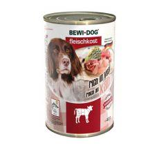 Konserwa New BEWI DOG – cielęcina, 400g