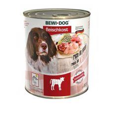 Konserwa New BEWI DOG – cielęcina, 800g