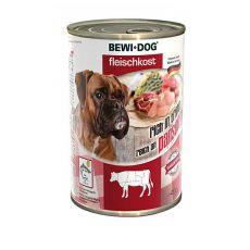 Konserwa New BEWI DOG – podroby wołowe, 400g