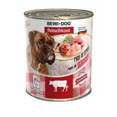 Konserwa New BEWI DOG – podroby wołowe, 800g