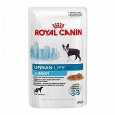 Royal Canin Urban Life Junior- saszetka, 150g