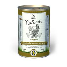 Bozita Naturals Turkey - konserwa, 410g