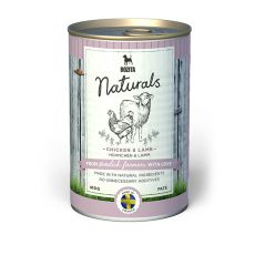 Bozita Naturals Chicken & Lamb - konserwa, 410g