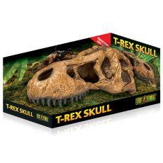 Exo Terra T-Rex czaszka - ozdoba do terrarium 22 x 9 cm