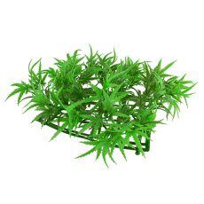 Plastikowa roślina do akwarium CP08-15P - 15 x 15 cm