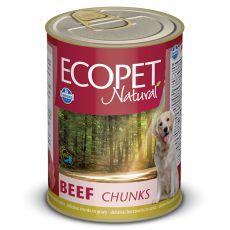 Konserwa Farmina MO P ECOPET dog Beef 1250 g