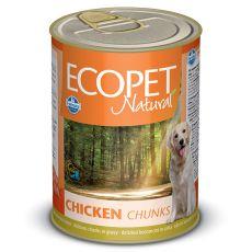 Konserwa Farmina MO P ECOPET dog Chicken 1250 g